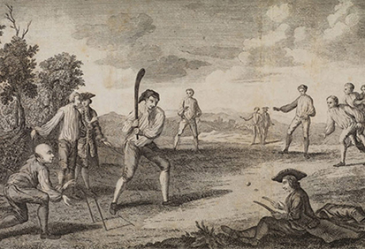 17th century cricket
